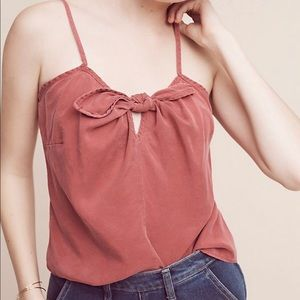 Anthropologie Tops - Anthropologie Holding Horses Roma Knotted Tank